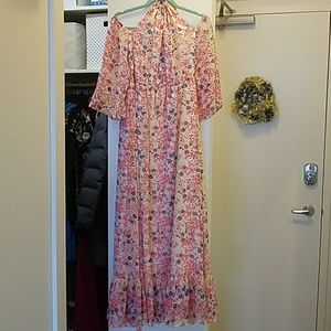 Art Fair Inspiration Maxi Dress by ModCloth
